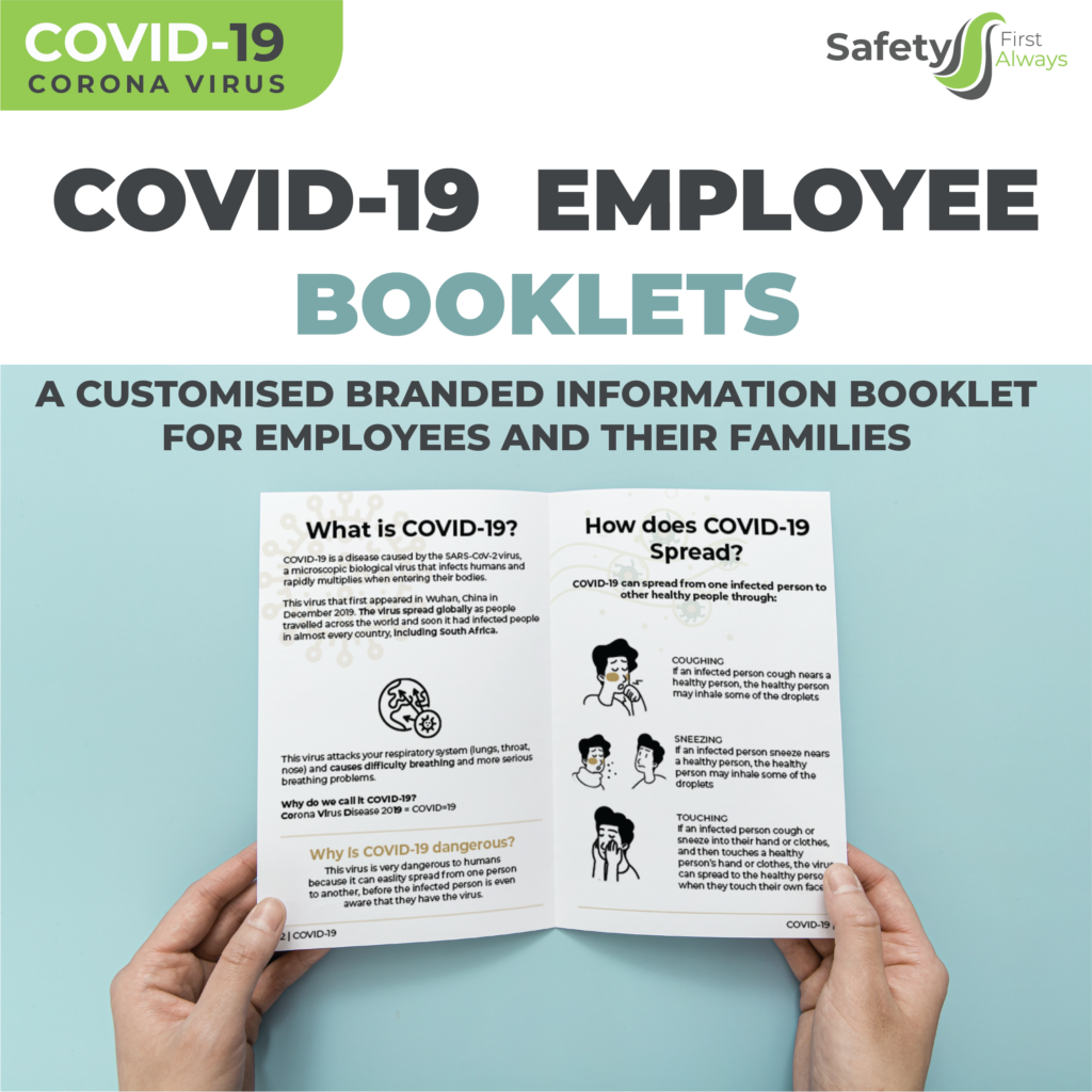 COVID-Clever Booklet by Safety First Safety Always